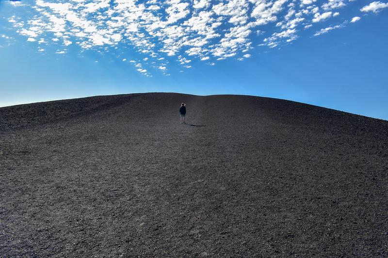Inferno Cone Trail -- 6,120'