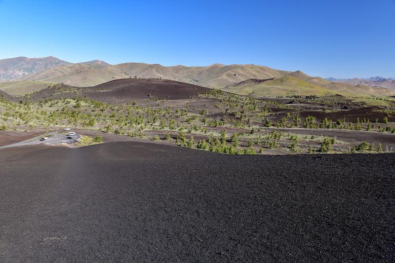 Inferno Cone Trail -- 6,150'