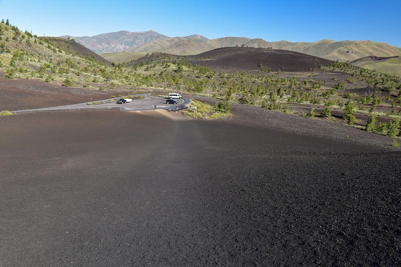 Inferno Cone Trail -- 6,100'