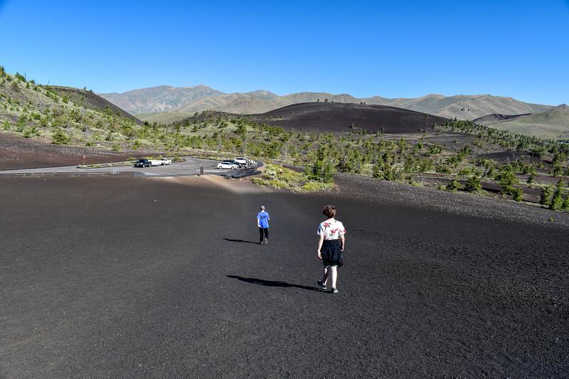 Inferno Cone Trail -- 6,050'