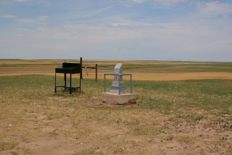 Panorama Point, the top of Nebraska, 5424'