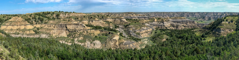 Caprock Coulee Trail -- 2,400'