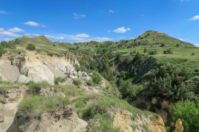 Wind Canyon Trail -- 2,330'