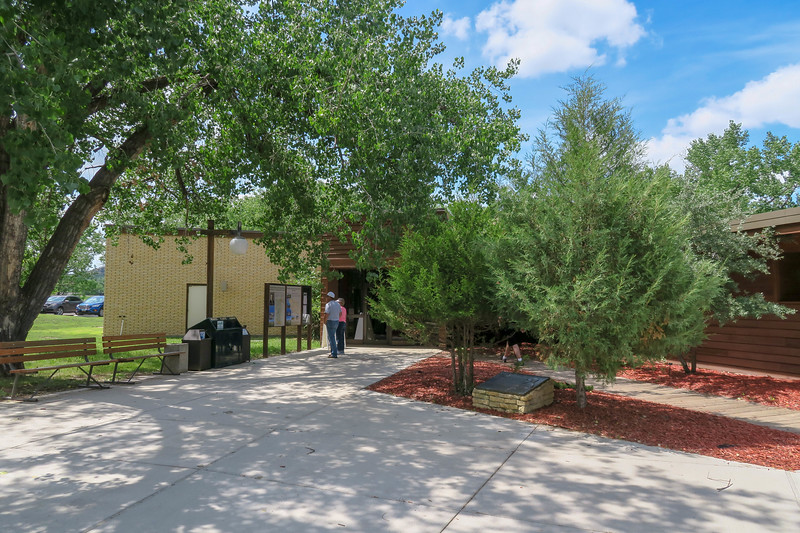 Theodore Roosevelt National Park - Medora Visitor Center -- 2,350'