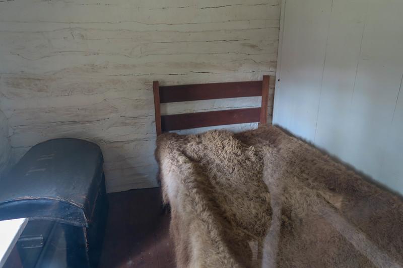 Roosevelt's Maltese Cross Cabin