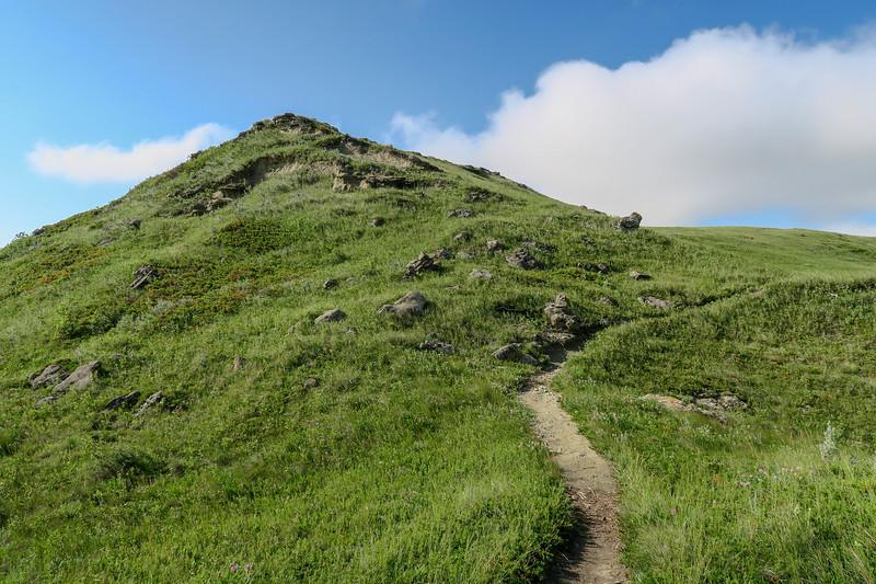 White Butte Trail -- 3,420'