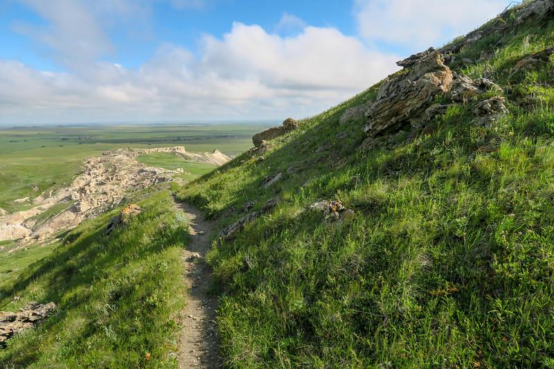 White Butte Trail -- 3,460'
