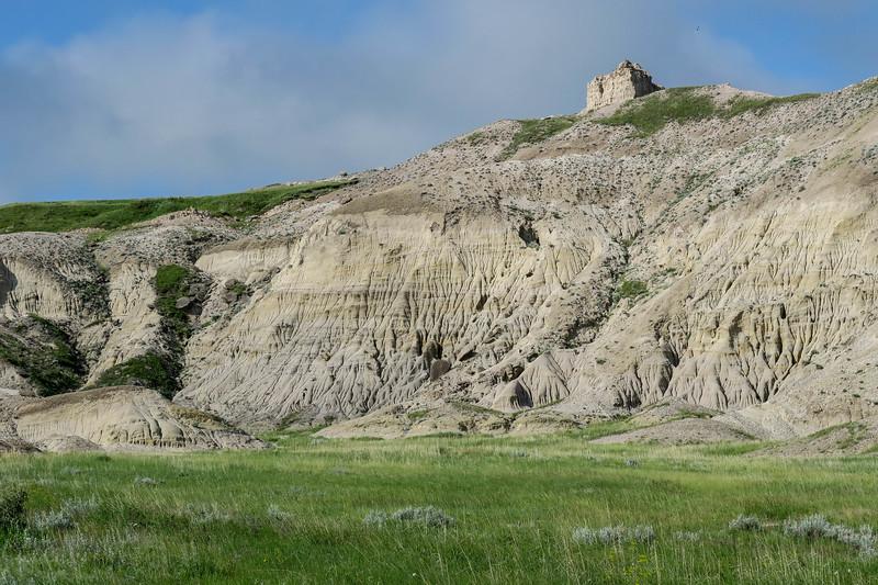 White Butte Trail -- 3,190'