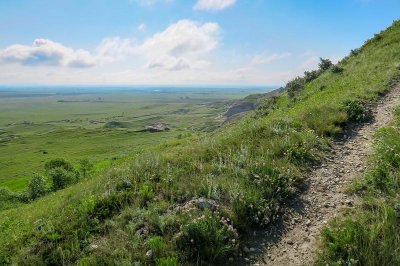 White Butte Trail -- 3,400'