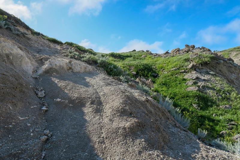 White Butte Trail -- 3,210'