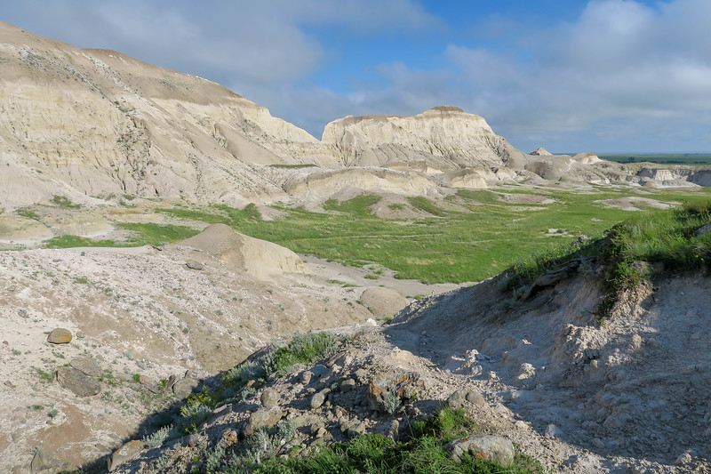 White Butte Trail -- 3,230'