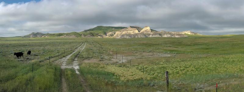 White Butte Trail/Farm Road -- 3,150'
