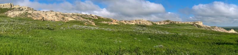 White Butte Trail -- 3,320'