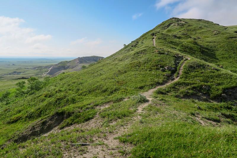 White Butte Trail -- 3,380'