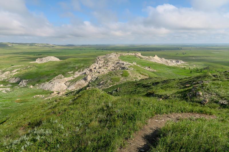 White Butte Trail -- 3,450'