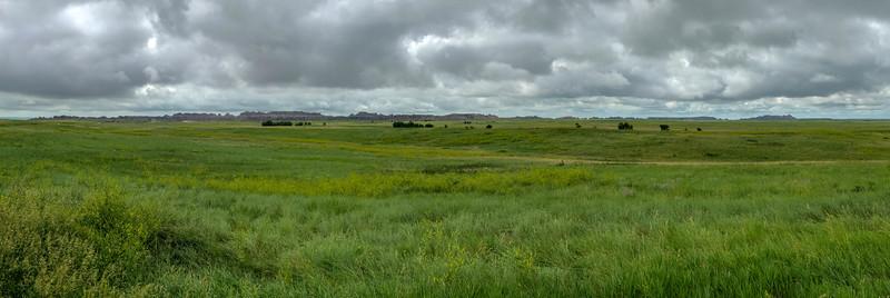 Badlands National Park - Northeast Entrance -- 2,620'