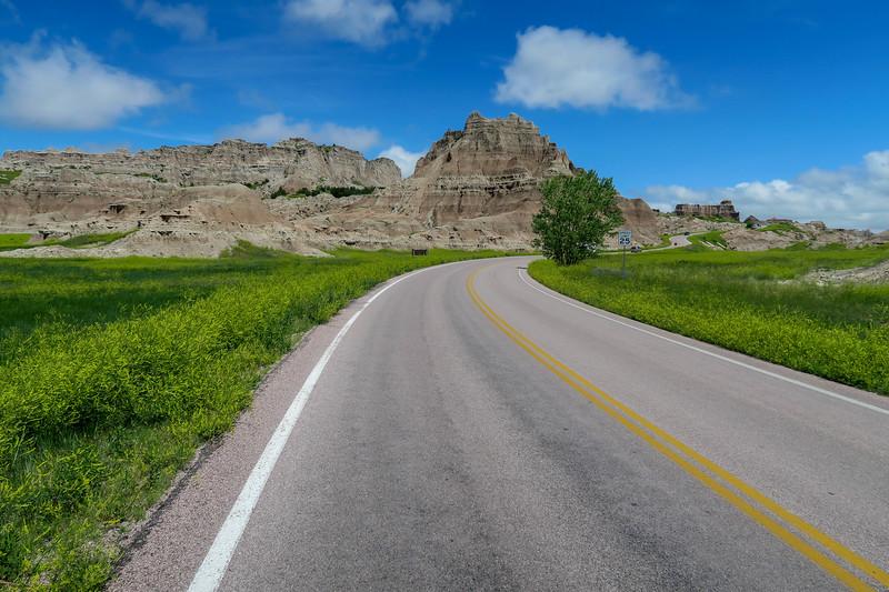 Cedar Pass -- 2,450'