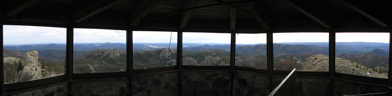 Harney Peak Tower - 7,242'