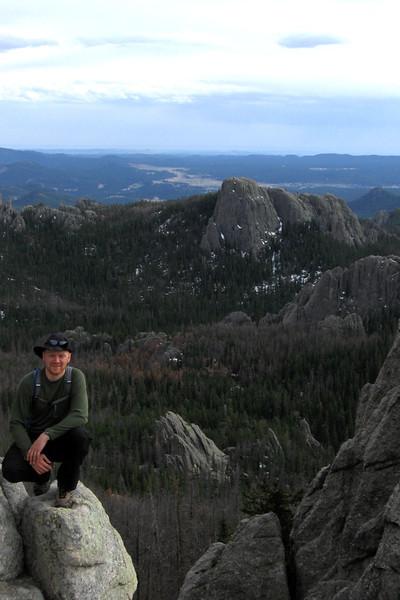Harney Peak - 7,220'
