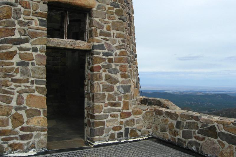 Harney Peak Tower - 7,242'