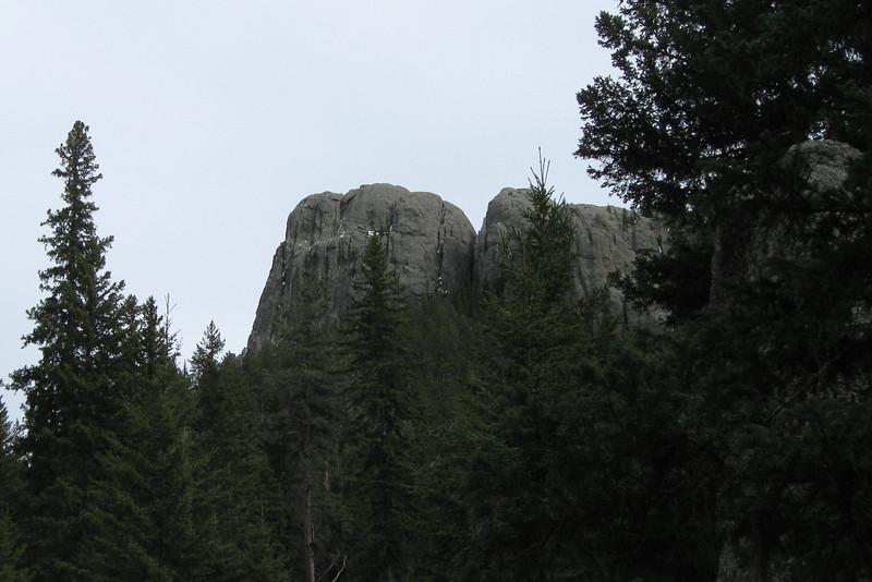 Trail #2b - 6,400'