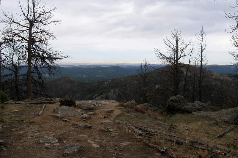 Trail #9 - 6,950'
