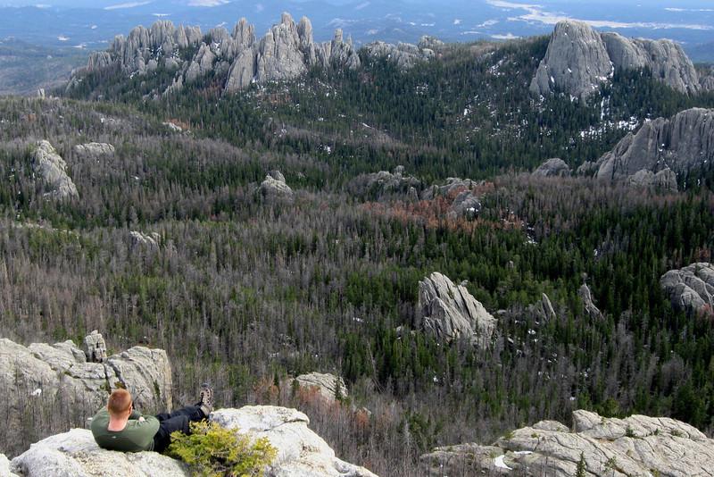 Harney Peak Summit - 7,242'