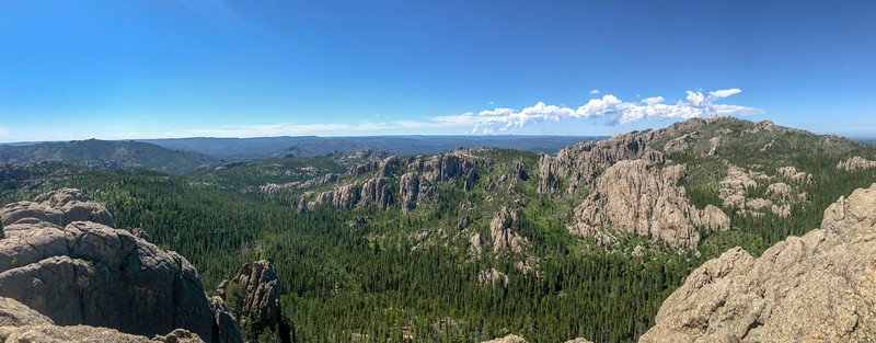 Little Devils Tower -- 6,980'