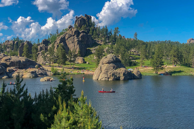 Sylvan Lake -- 6,145'