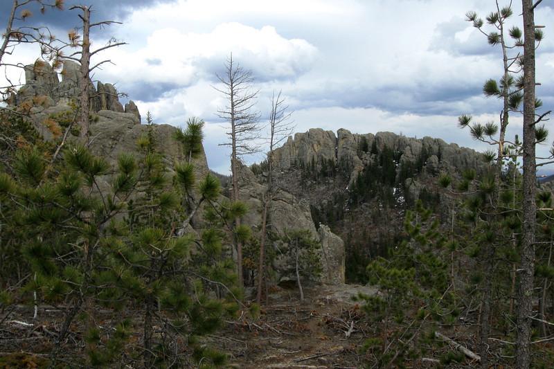 Trail #4 - 6,600'