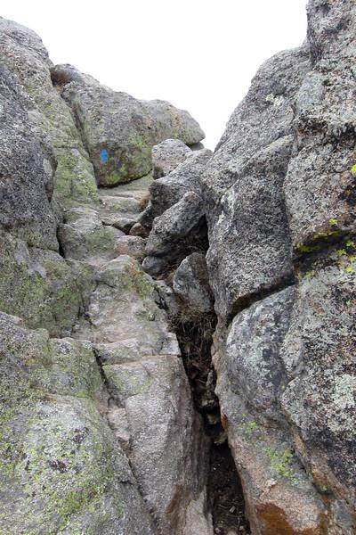 Little Devil's Tower Summit Spur - 6,960'