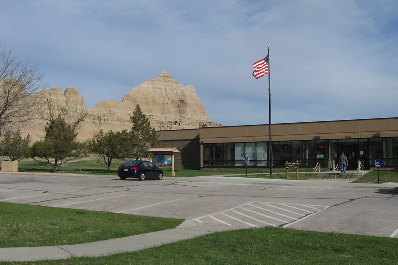 Ben Reifel Visitor Center...