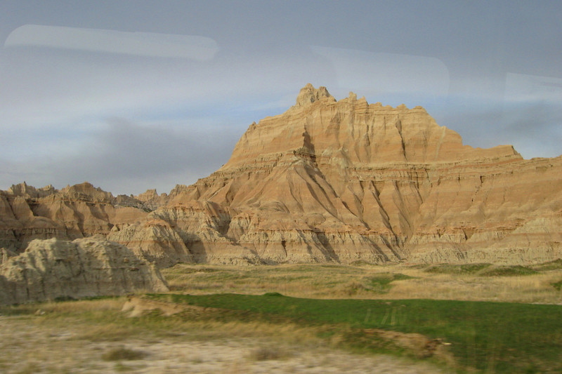 Badlands Rim Road