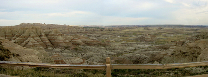 Conata Basin Overlook...