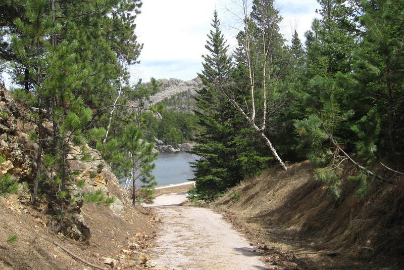 Sylvan Lake Loop - 6,170'