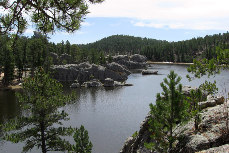 Sylvan Lake Loop - 6,200'