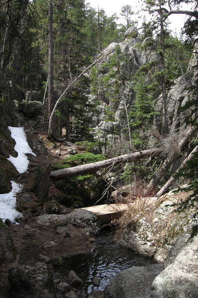 Sunday Gulch Trail - 5,720'