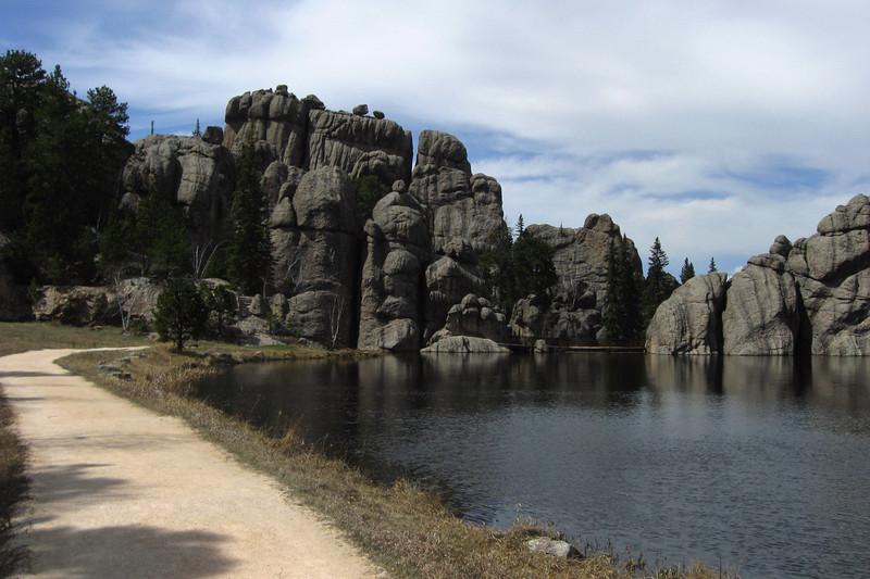 Sylvan Lake Loop - 6,150'