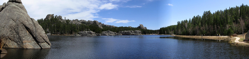 Sylvan Lake Loop - 6,150'