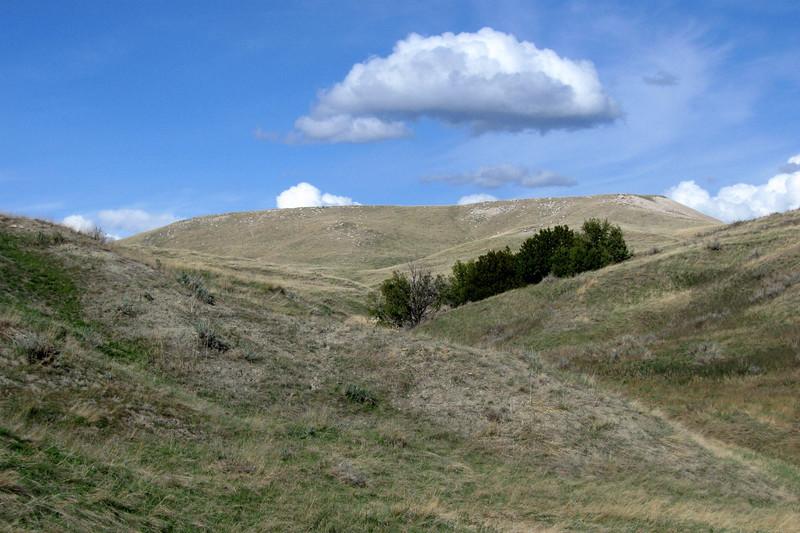 White Butte Ascent