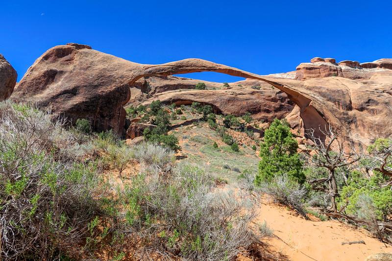 Landscape Arch -- 5,220'
