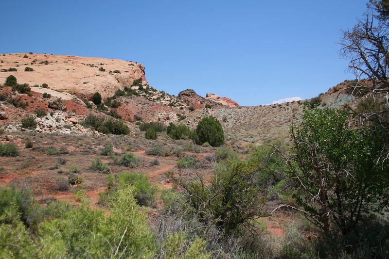 Delicate Arch Trail - 4,400'