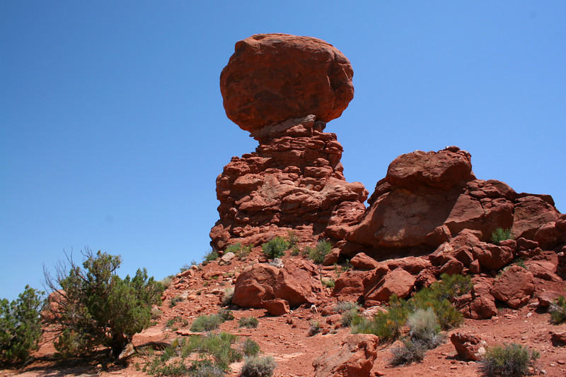 Balanced Rock Loop - 5,015'