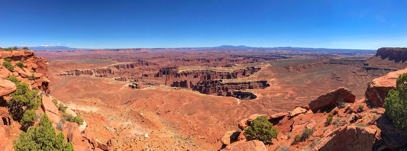 Grand View Point Overlook -- 6,080'
