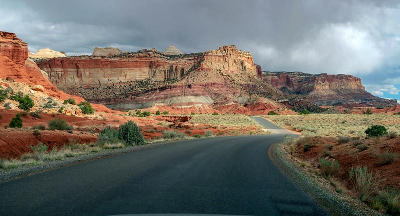 Scenic Drive -- 5,650'