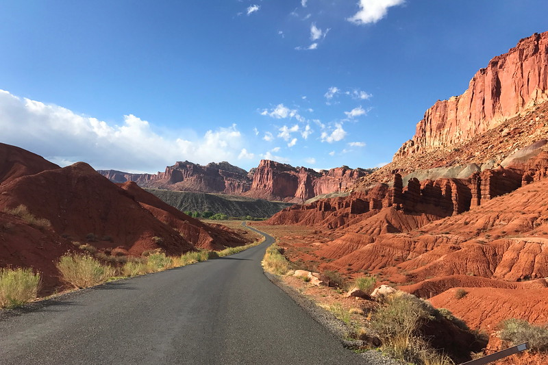 Scenic Drive -- 5,600'