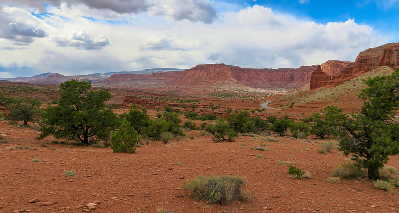 Panorama Point -- 6,200'