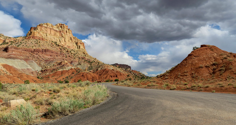 Scenic Drive -- 5,580'