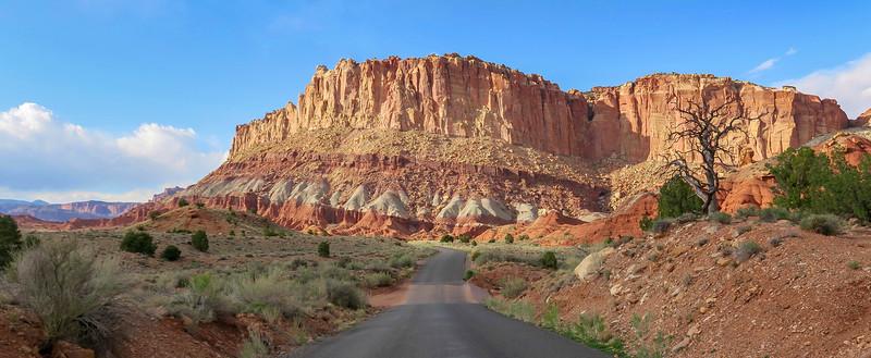 Scenic Drive -- 5,800'