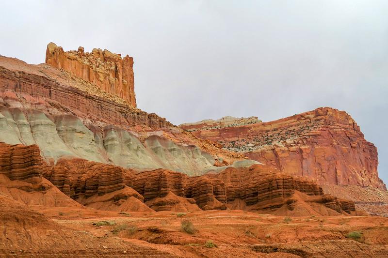 The Castle -- 5,600'